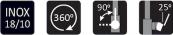 Kranen Icons